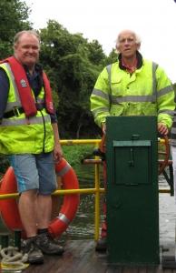 Egremont boat crew